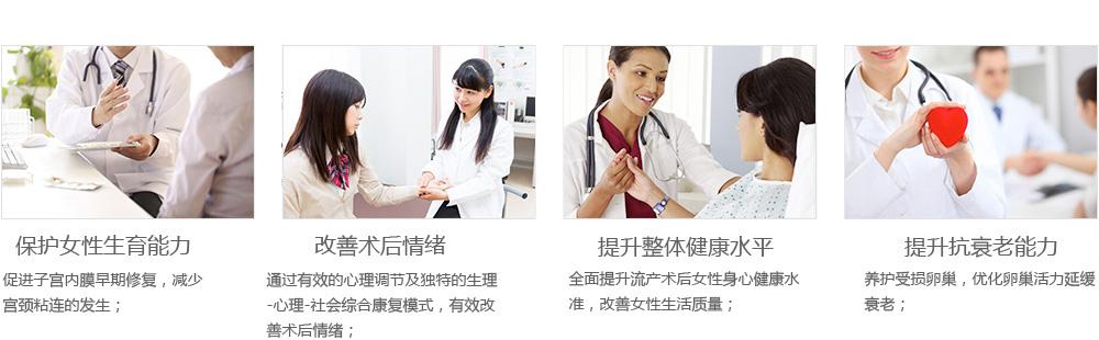 呼市妇科医院人流康复标准